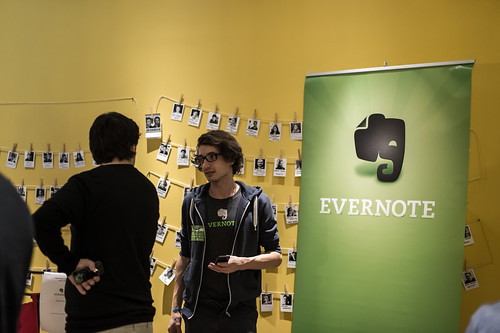Evernote Meetup Paris