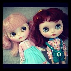 My 2 forever girls