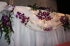 Dazzling Event Productions-81 (Dazzling Kristine) Tags: lighting flowers white calgary table orchids head linen fairy reception items facility decor publish tableskirting minilights chineseculturalcentre webbackdropsheadtables webcaketables webfloralsbridalflowers