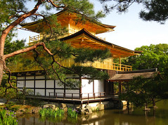 (-Michik-) Tags: japan japanese gold kyoto   kyouto   kinkakuji