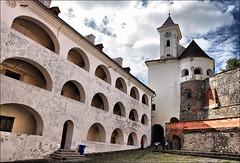 Мукачево, Украина, замок Паланок
