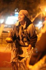 IMG_4665 (Charles J. Scanlon) Tags: dance dancers tribal guadalupe plazadearmas ciudadjuarez matachines ritualdance matachin zonacentro tricaldance