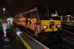 NIR 209 Abhainn an Feabhal (claudiopro) Tags: ireland dublin station north service enterprise ie railways nir connolly iarnrd ireann