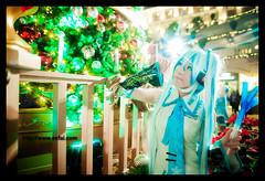 Miku   Cosplay (EE) Tags: cosplay  hatsune  miku     ee