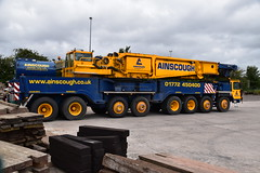 Ainscough LTM 1800 (Jack Westwood) Tags: ainscough ainscoughcrane ainscoughheavycranes ainscoughtc ainscoughcranehire ainscough1750 ainscoughltm115061 ainscough1500 ainscoughscania liebherr liebherrltm150081 liebherrmobilecrane liebherrltm175091 liebherrltm130062 liebherrltm1800 terex terexdemag terexchallenger terexac350 terextc2800 terexcc2500 nooteboom nooteboomballasttrailer ainscoughballastwagon ballast ballastwagon crawlercrane