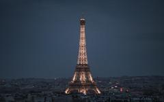 Eiffel Tower [Explore 08/16/16] (Joe Parks) Tags: paris eiffeltower eiffel france arcdetriomphe canon6d europe