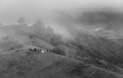 The view of the camp (EkimMaacap) Tags: clouds camping landscape light painting explorecebu wtn naupa cebu naga peoplescreatives ekim outdoors fujifilm monsoon picoftheday rain sky downpour fujifilmxe2 tones naturetravel justgoshoot fujicolor fujifilmkitlens 1855 blackandwhite monochrome