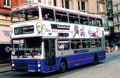 2982 (AG) E982 VUK (WMT2944) Tags: 2982 e982 vuk mcw metrobus mk2a wmpte west midlands travel