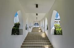 stairs (abtabt) Tags: malaysia sarawak kuching holiday ramadan eidalfitr astana muslim hariraya festival fast aidilfitri stairs d7001835g