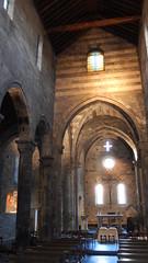 interno (nociveglia) Tags: sansalvatore cogorno fieschi basilicadeifieschi