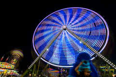 State Fair-42827.jpg (Mully410 * Images) Tags: festival falconheights ferriswheel midway nightscene minnesotastatefair statefair fair longexposure minnesota