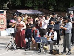 The Lincoln Ukulele Group (corrallmccormack) Tags: ukulele steampunk asylum lincoln