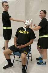 160807-A-BG398-059 (BroInArm) Tags: 316th esc sustainment command expeditionary usarmyreserve pie throw unit morale