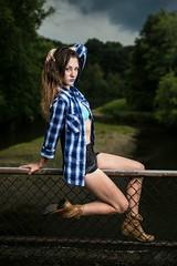 Jami Lee Country Punk (tieulinhclc - Thanks for 2 million + views) Tags: dlphotography dandlphotography dazzlingshots model modeling modelmayhem sexy woman rockford il illinois