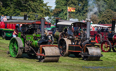 IMGL6356_Shrewsbury Steam Rally 2016 (GRAHAM CHRIMES) Tags: shrewsburysteamrally2016 shrewsbury shrewsburyrally shrewsburysteam 2016 onslowpark steamrally steamfair showground steamengine show traction transport tractionengine tractionenginerally heritage historic vintage vehicle vehicles vintagevehiclerally vintageshow photography photos preservation classic rally restoration engine engineering salop fowler t3b roadroller titch 17071 1928 bf4887 avelingporter silvercloud 10374 1922 np1721