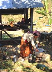 Mothers' Meeting in Nepal (stewickie) Tags: nepal mothersmeeting peacecorpsnepal didi nepali bhorletar