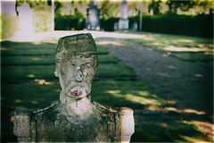 Sir, Yes Sir ! (Tinsoldierman) Tags: canon 35 mm 70d amiens france cemetery cimetire decay 1870 war