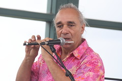 P De Jurema (2016) 10 (KM's Live Music shots) Tags: worldmusic brazil maracatu ciranda forr pdejurema piccolo flute festivalofbrasil hornimanmuseum