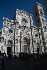 Santa Maria del Fiore (n'oras_et_narie) Tags: florence firenze italie toscana toscane santamariadelfiore duomo filippo brunelleschi