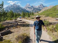 Till next time. (Ethan Cheng) Tags: grandtetonnationalpark mountain epl7 mzuikodigitaled12mmf20 olympus wyoming 12mm grandtetonnp pen penlite