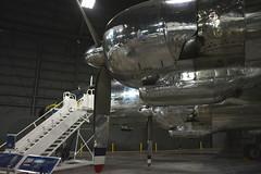 DSC_0289a Lockheed VC-121E Constellation Columbine III (kurtsj00) Tags: lockheed vc121e constellation columbine iii usaf museum wright patterson nationalmuseumoftheusairforce