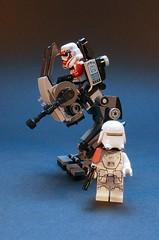 Another walker mech LEGO MOC (GolPlaysWithLego) Tags: lego moc starwars walker mech