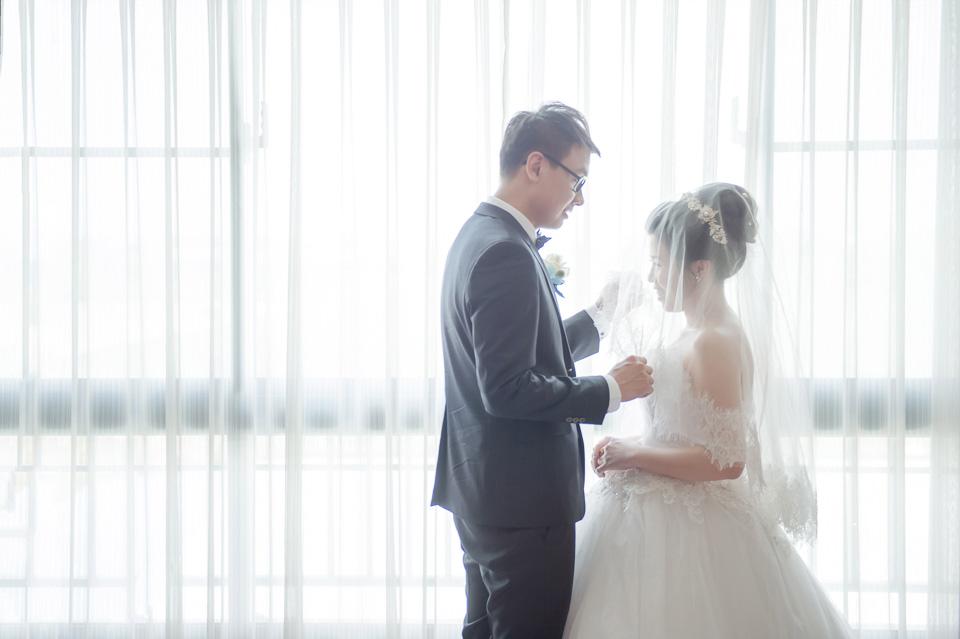 台南婚攝 情定婚宴城堡永康館 婚禮紀錄 C & V 091