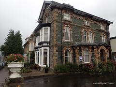 e keswick home (Simon -n- Kathy) Tags: keswick england lakedistrict lakelands hike rain walk castlerigg