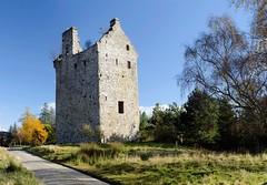 invermark castle (stusmith_uk) Tags: landscape scotland angus cairngorms cairngormnationalpark glenesk invermark invermarkcastle