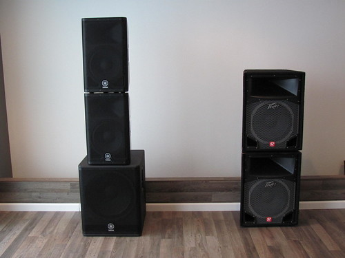 "Standard Sound System vs. Upgraded Sound System • <a style=""font-size:0.8em;"" href=""http://www.flickr.com/photos/81396050@N06/8162355136/"" target=""_blank"">View on Flickr</a>"