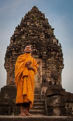 Hun of Lolei (Man+machine) Tags: cambodia angkorwat lolei rolousgroup