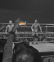 WWE Cody Rhodes (bobsfever) Tags: november newcastle wwe 2012 tagteam liveevent codyrhodes rhodescholars
