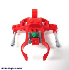 Froggy Viper (Masked Builder) Tags: fighter lego frog moc vicviper frogspace