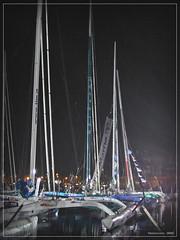 Route du Rhum 2002 (Saint Malo - France) ('Yannewvision') Tags: 2002 france french boot boat frankreich bateau  saintmalo trimaran  trimarans routedurhum2002   coursenautique yannewvision