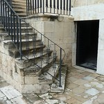 """Door and stairs at St. Paul memorial museum <a style=""""margin-left:10px; font-size:0.8em;"""" href=""""http://www.flickr.com/photos/59134591@N00/8175868018/"""" target=""""_blank"""">@flickr</a>"""