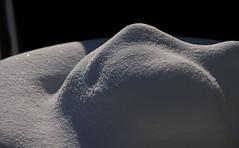 Snow Shapes (DCZwick) Tags: november winter shadow sun snow canada calgary pentax shapes alberta snowfall kx heavysnowfall da50135