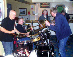 """Drummers • <a style=""""font-size:0.8em;"""" href=""""http://www.flickr.com/photos/86643986@N07/8175927071/"""" target=""""_blank"""">View on Flickr</a>"""