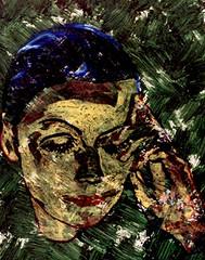 25-GRETA GARBO x CARMEN LUNA (CARMEN LUNA Arte) Tags: google flickr internacional retratos diva divina pinturas artista buscadores gretagarbo actriz carmenluna wwwcarmenlunacom ventaarte coleccionistasarte