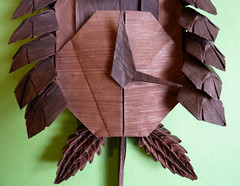 Black Forest Cuckoo Clock MikiSu Tags Robert J Origami Lang