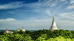 A View From A Palace (spanjavan) Tags: wallpaper thailand flickr phetchaburi mueangphetchaburi