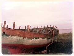 Momente der Stille (Ela2007) Tags: evening abend wasser ship sweden schweden schiff stille schiffwrack