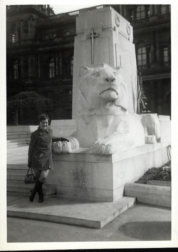 Linda McKay George Square 1970s