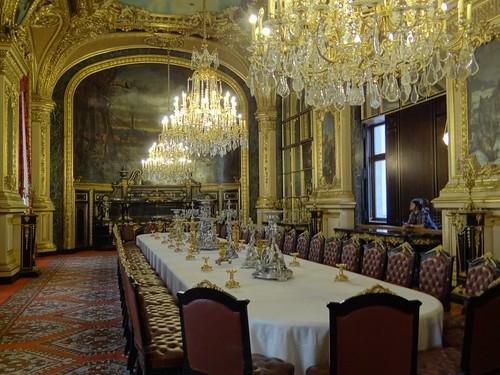 Napoleon's Dining Room