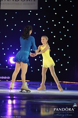 Nancy Kerrigan and Liza Kulik