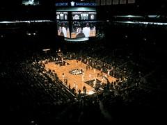 Barclays Center, Brooklyn, NY (MattBritt00) Tags: nyc newyorkcity ny newyork sports basketball brooklyn cleveland arena borough bball hoops nets nba cavaliers nationalbasketballassociation barclayscenter
