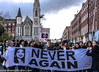 About Ten Thousand People Attended A Rally In Dublin In Memory Of Savita Halappanavar (infomatique) Tags: ireland dublin galway hospital europe indian rally protest abortion prochoice miscarriage williammurphy streetsofdublin infomatique indiandentist savitahalappanavar