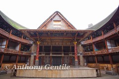 Shakespeare's Globe (Anthony Gentile Photos) Tags: uk england building london art canon globe theatre sale live stage famous shakespeare william anthony 5d artforsale gentile mkii anthonygentilephotography