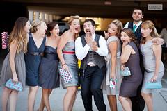 Girls will always be, girls (ZekaG) Tags: wedding girls canon happy ring surprise sacramento bridalparty elkgrove roseville lixximphotography