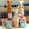 "Cotton Spool Mice • <a style=""font-size:0.8em;"" href=""https://www.flickr.com/photos/29905958@N04/8207568541/"" target=""_blank"">View on Flickr</a>"
