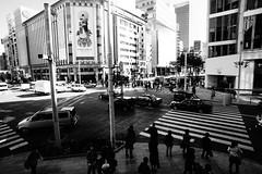 DSC04178.jpg (ntstnori) Tags: street tokyo ginza crossing  department chuo